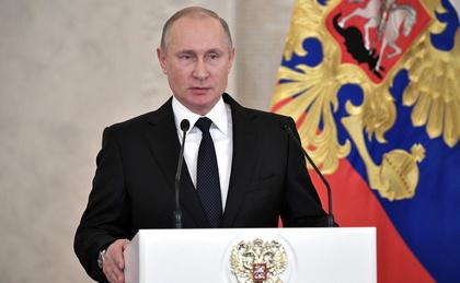 Путин: МРОТ приравняют к прожиточному минимуму с 1 мая