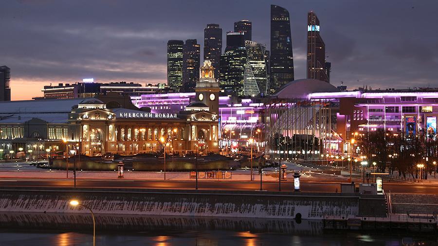 Москва заняла второе место в списке самых дорогих городов Европы