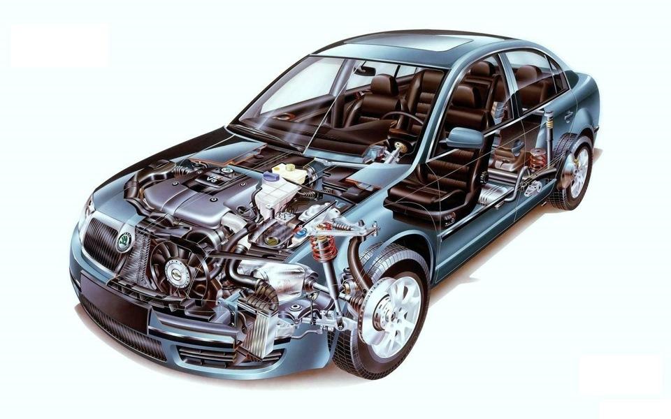 Автомобильные запчасти по выгодным ценам