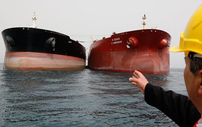 ЕС больше не будет платить за иранскую нефть долларами