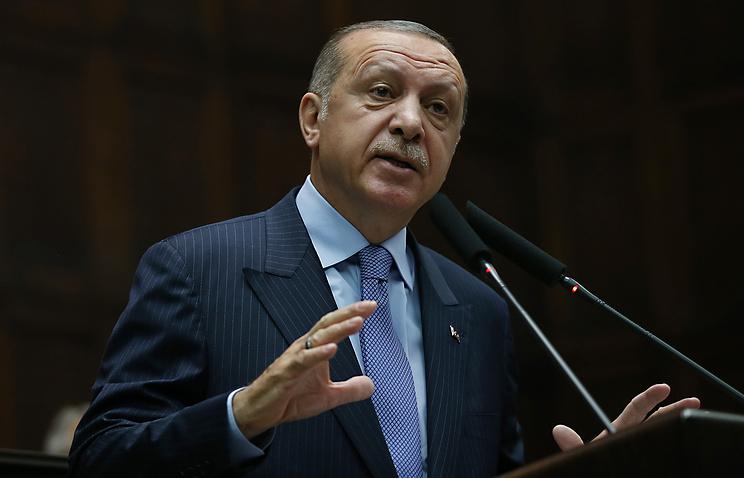 Эрдоган заявил, что Россия предоставила Турции скидку на газ в размере $1 млрд