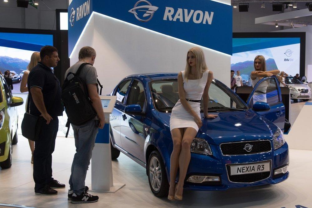 Почему автомобили Ravon пропали из дилерских центров