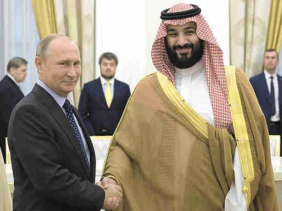 На двойную игру Саудовской Аравии с нефтью вдохновили США