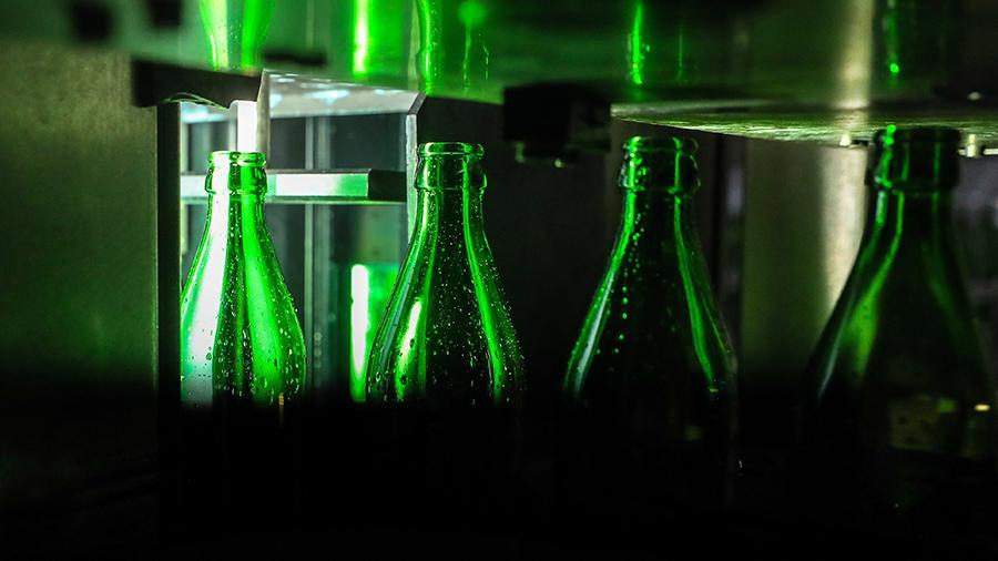 Алкогольная промышленность сбавляет обороты