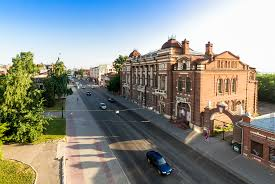 Томск. Что посмотреть, где побывать для туриста. Россия
