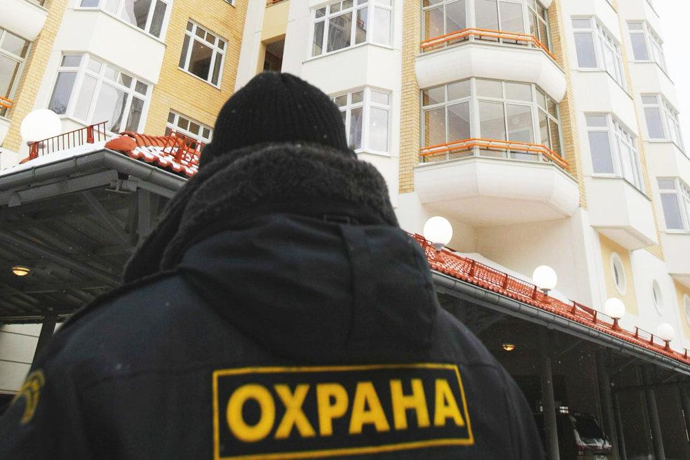 Многоэтажки защитят от террористических угроз