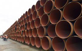 США могут ввести санкции против компаний, работающих над «Северным потоком — 2»