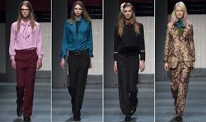 Современные фасоны женских брюк
