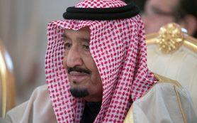 Саудовский король обсудил с Трампом гарантии стабильности рынка нефти