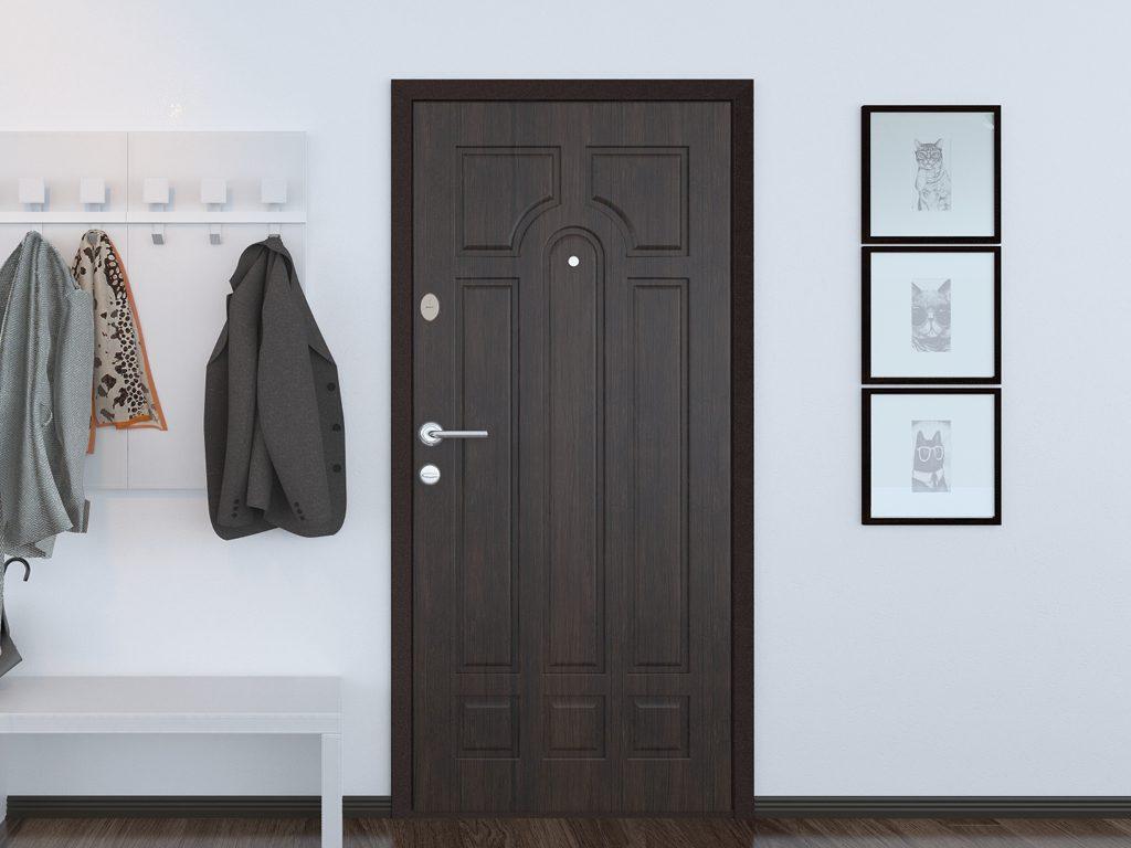 Парадные двери: гарантийное обслуживание