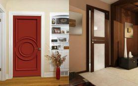 Визитка вашего дома – надежные и стильные двери