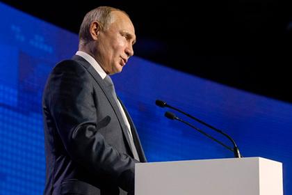 Путин назвал оптимальную цену на нефть