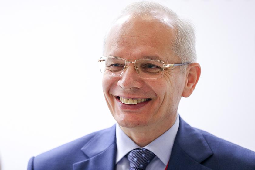 Начальником Уральского главного управления ЦБ назначен экс-премьер Башкирии Рустэм Марданов