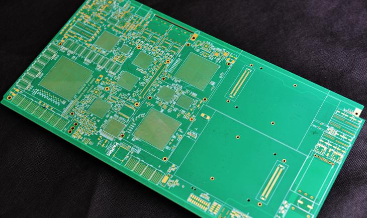 Металлическое покрытие для печатных плат ENEPIG