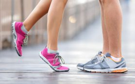Секреты правильного выбора спортивной обуви
