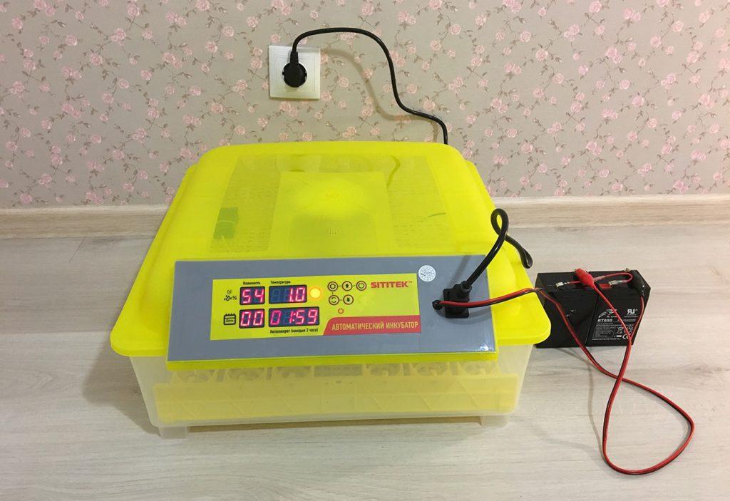 Терморегулятор для инкубатора
