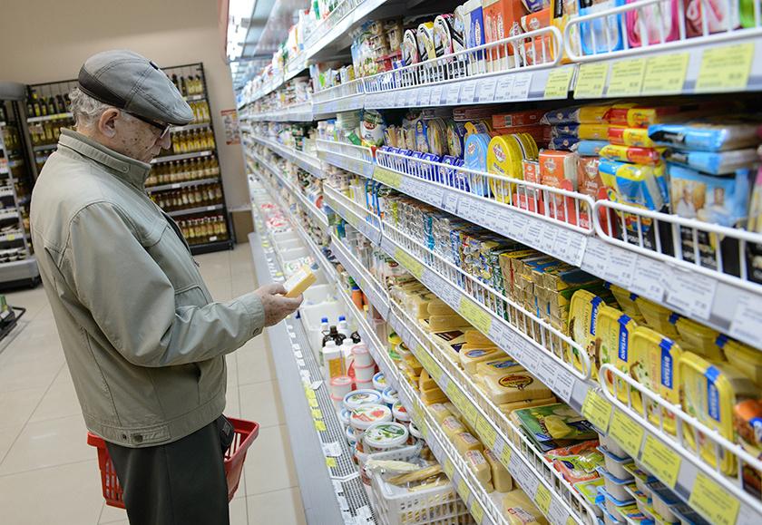 Росстат предварительно оценил инфляцию в РФ в 2018 году в 4,2%