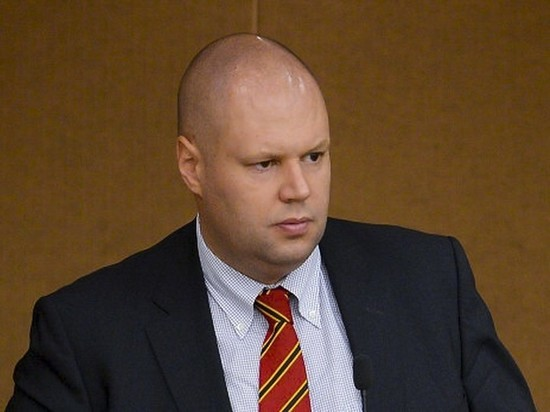 Путин уволил статс-секретаря Любимова