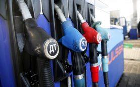 Бензин опять подорожал из-за НДС и цен на нефть