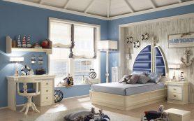 Выбор материалов в пользу ребенка, или несколько советов по оформлению детской комнаты