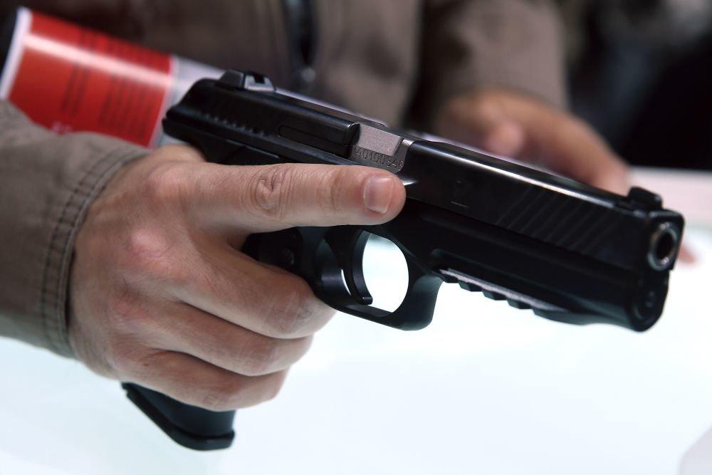 Пистолет Лебедева получил спортивную версию
