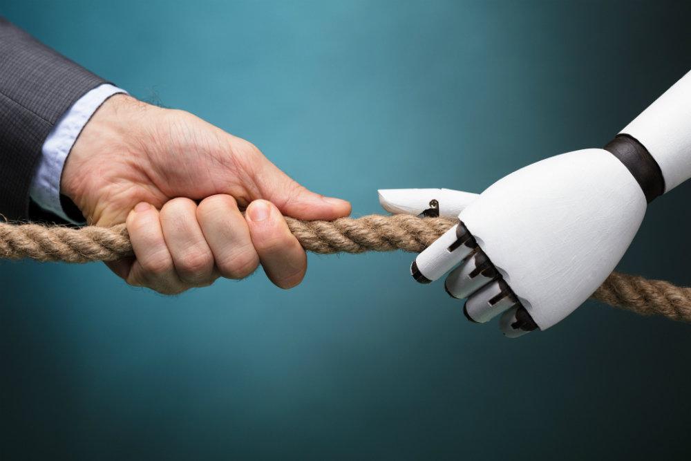 В каких профессиях роботы никогда не заменят людей