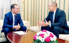 Связанные одной веткой: Болгария ждет российский газ