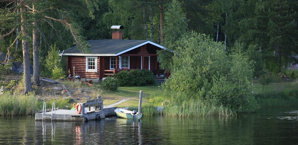 Поездка в Лапландию летом