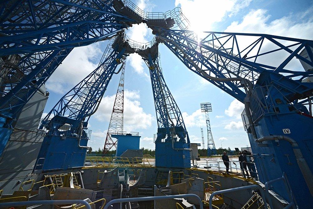 Газопровод к космодрому Восточный начнут строить в этом году