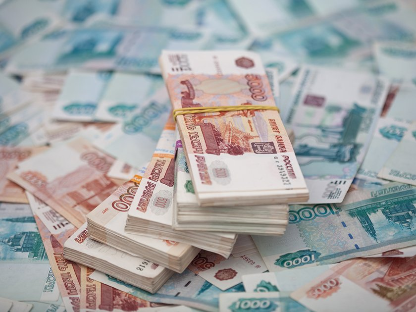Квартальная прибыль банковского сектора России достигла 587 млрд рублей