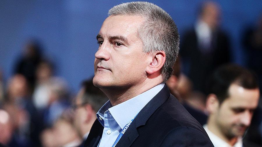 Аксенов рассказал о влиянии санкций на Крым