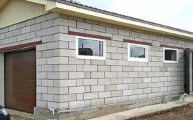 Практичная основа под гараж