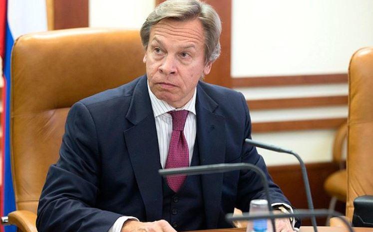 Пушков напомнил Порошенко, где ему искать «ряженых»
