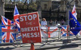 Глава лейбористов признал провал переговоров c консерваторами по Brexit