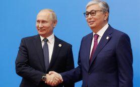 Путин предложил изменить правила расчета пенсий в странах ЕАЭС