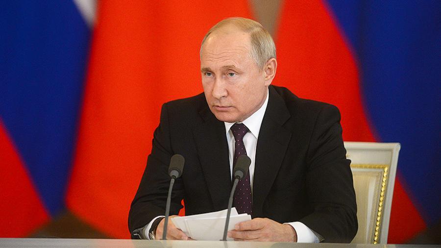 Путин призвал искать альтернативу усилившейся конфронтации в мировых делах