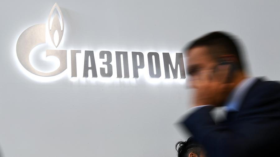 Цена акций «Газпрома» достигла максимума за 10 лет