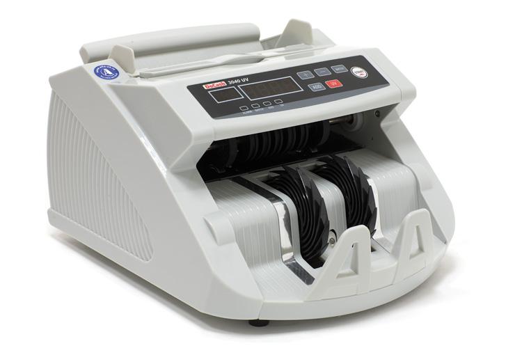 Многофункциональный и недорогой счетчик банкнот DoCash 3040 SD/UV