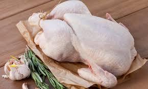 Фабричное производство курицы