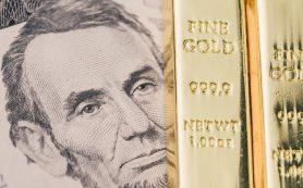 Цены на золото взлетели, а на нефть — обрушились