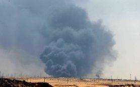 Саудовская Аравия вдвое сократила добычу нефти после атаки дронов
