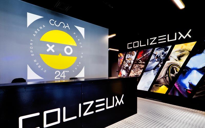 Фрашиза на киберспорт от компании «Colizeum»