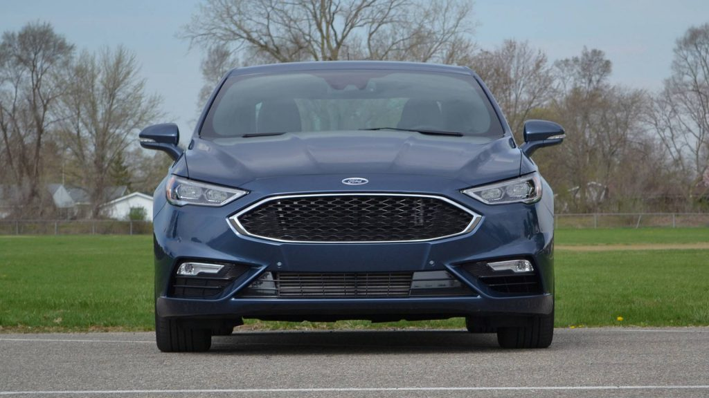 Обзор Ford Fusion 2020 года