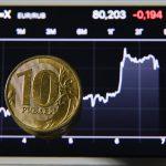 Санкционная волна отбросит курс рубля в прошлый год