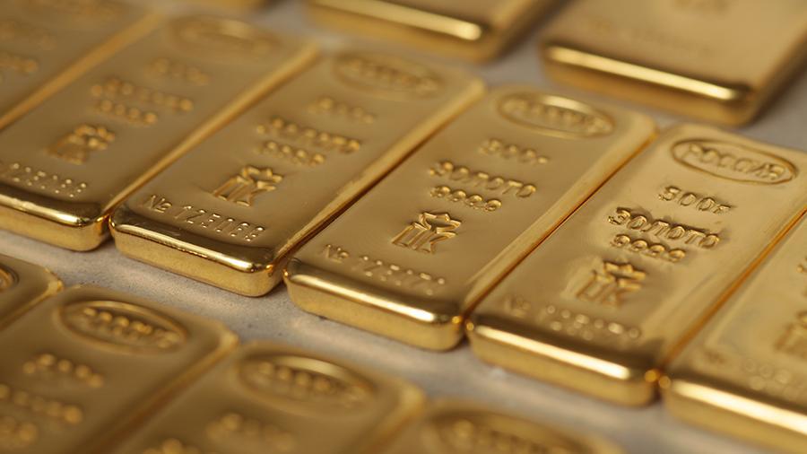 Цены на золото побили рекорд 2013 года
