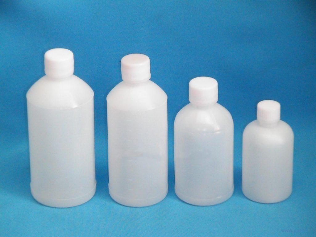 Пластиковые флаконы и другие упаковки