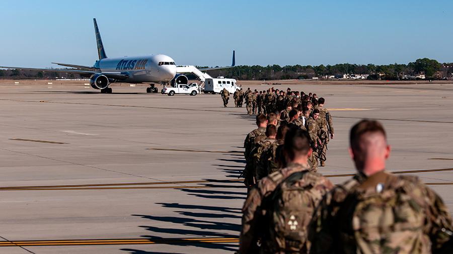 Пентагон опроверг сообщения о начале вывода войск США из Ирака