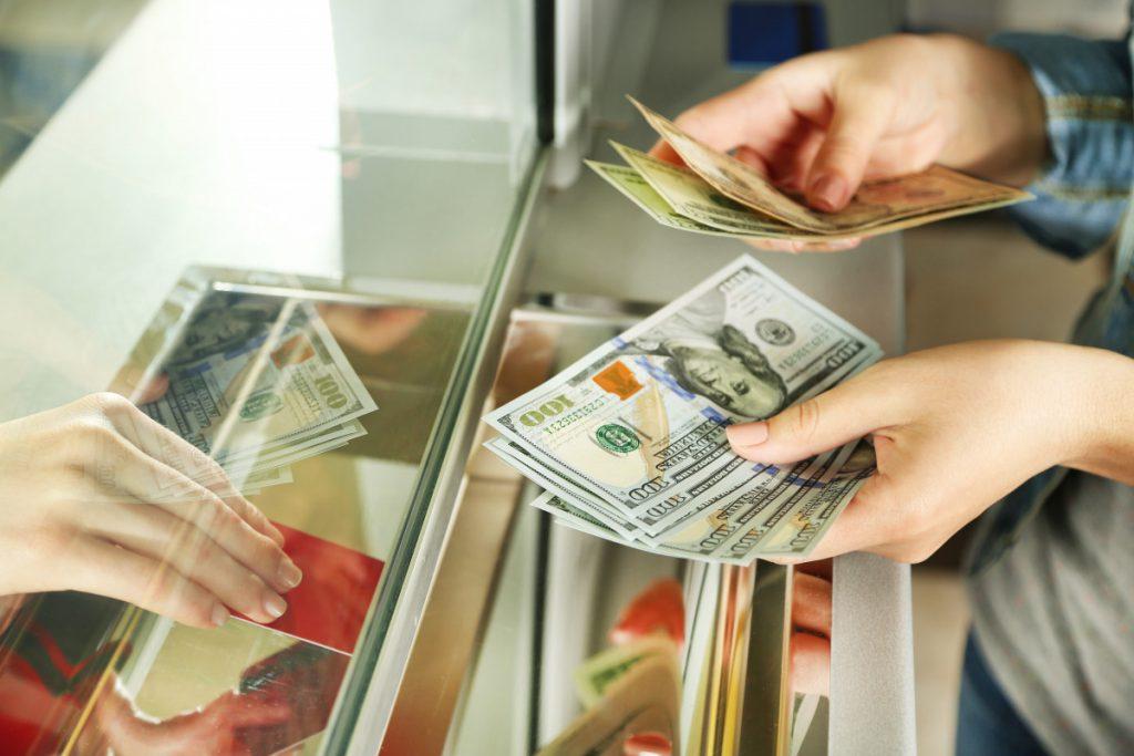КИТ Group: выгодный обменный пункт