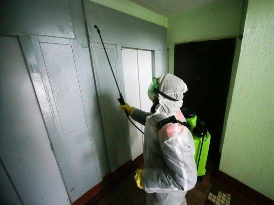 Коммунальщики массово разоряются на санитарной обработке домов