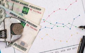 Минфин будет продавать валюту в апреле на 3,5 млрд рублей в день